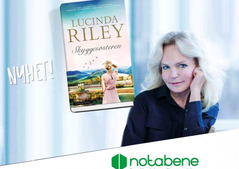 Ny bok fra suksessforfatter Lucinda Riley: Skyggesøsteren